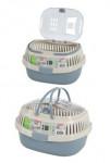 Přepravka pro hlodavce NEO bílá/šedá Zolux