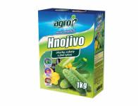 Hnojivo AGRO organo-minerální na okurky a cukety 1kg