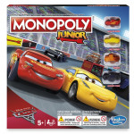 Hasbro Monopoly Cars 3 - VÝPRODEJ