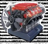 Stemnex - Motor V8 model