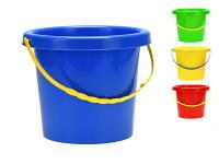 Kbelík 20 cm - mix barev