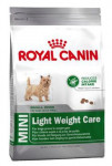 Royal Canin - Canine Mini Light Weight 8 kg