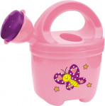 Dětská konvička plastová růžová Stocker