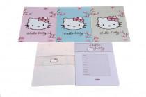 Školní sešit A4 Hello Kitty 52 stran - VÝPRODEJ
