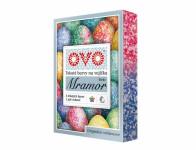Barva na vajíčka OVO MRAMOR 5 barev + rukavice - VÝPRODEJ