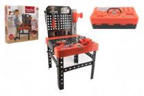 Stůl/Ponk s nářadím plast 45ks