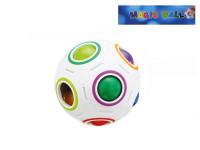 Hlavolam míček plast 7cm