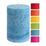 svíčka 15x10cm - mix barev