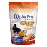 Cunipic Alpha Pro Snack Carrot - mrkev 50 g - VÝPRODEJ