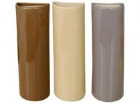 odpařovač na radiátor 19,5x6x3cm, ECO TRENDY porcelán - VÝPRODEJ