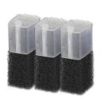 Filtr vnitřní BTP200 - náhradní pěna+aktivní uhlí 3 ks