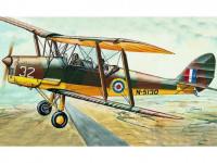 Model D.H.82 Tiger Moth 15,4x19cm