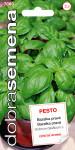 Dobrá semena Bazalka pravá - Pesto, typ Genovese 0,3g