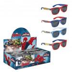 Sluneční brýle Avengers/Spiderman - VÝPRODEJ