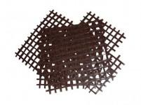 rohož sestavovací 25x25cm plastová, HN (4ks) - VÝPRODEJ