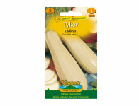 Osivo Tykev cuketa LONG WHITE BUSH 2, bílá