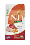 N&D GF Pumpkin CAT NEUTERED Quail & Pomegranate 1,5kg