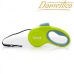 Domestico vodítko samonavíjecí Easy Lock 3m/12kg zelené