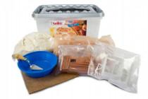 Stavebnice Teifoc Startovací set 100ks v plastovém boxu