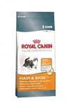 Royal Canin - Feline Hair & Skin 400 g - VÝPRODEJ