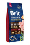 Brit Premium Dog by Nature Senior L+XL 15kg - VÝPRODEJ