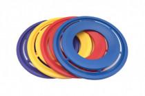 Létající talíř Prstenec plast průměr 28cm 12m+ - VÝPRODEJ