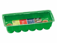 Minipařeniště S PLUS + 12 kokosových tablet 27,5x11,5x11cm