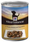 Hill's Ideal Balance Canine konz. Adult Chicken&Vegetables 363 g