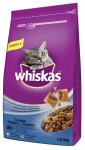 Whiskas dry - tuňák, zelenina 1,5 kg