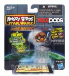 Angry Birds figurky Telepods s rampou