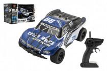 Auto RC buggy plast 22cm 24MHz na baterie modré