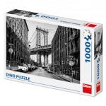 Ulice Manhattanu 1000D