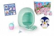 CRY BABIES Magické slzy plast domácí mazlíček v domečku s doplňky