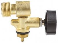 ventil uzavírací 2156 UVB, výstup do boku