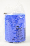 Obinadlo elast. Coban 1583B 7,5cmx4,5m modrá