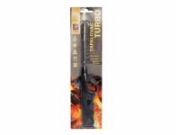 Zapalovač SOLO TURBO plynový plnitelný černý 28cm