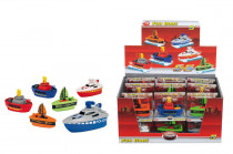Natahovací lodička Fun Boat 7cm - mix variant či barev