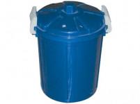 popelnice 7l plastová - mix barev