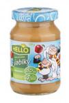 Dětská výživa HELLO Jablko 190g - VÝPRODEJ
