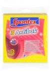 Utěrky houbové antibakteriální Spontex 3ks - VÝPRODEJ