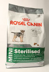 Royal Canin - Canine Mini Sterilised 8 kg