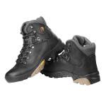 Trekingové zimní boty JACALU Black unisex Velikost 38 - VÝPRODEJ