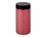 Písek BRILIANT dekorační červený 600g