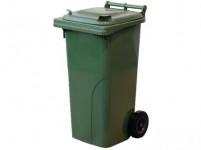 nádoba na odpadky 120l plastová, ZE