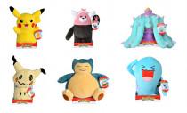 Pokémon plyšový 30cm - mix variant či barev - VÝPRODEJ