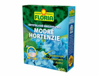 Hnojivo FLORIA krystalické na hortenzie 350 g - VÝPRODEJ