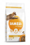 Iams Cat Adult Hairball Chicken 2kg