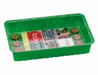 Minipařeniště M + 28 kokosových tablet 36x22x13cm