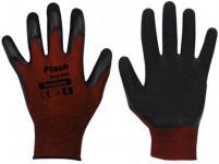 rukavice FLASH GRIP latex 11 - VÝPRODEJ