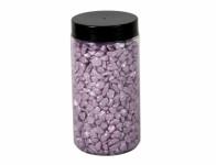 Drť BRILIANT dekorační světle fialová 5-8mm 600g - VÝPRODEJ